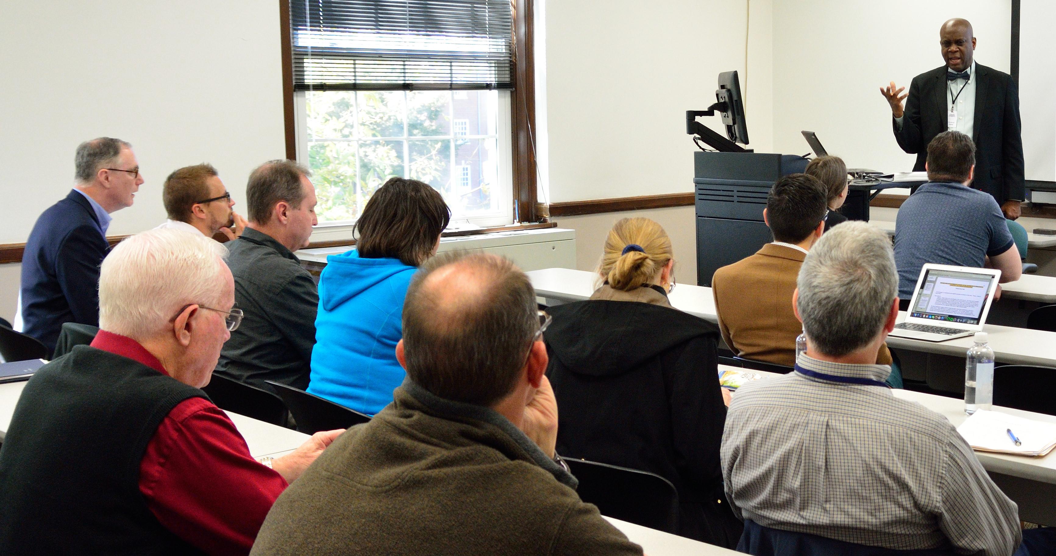 Paper Presentations
